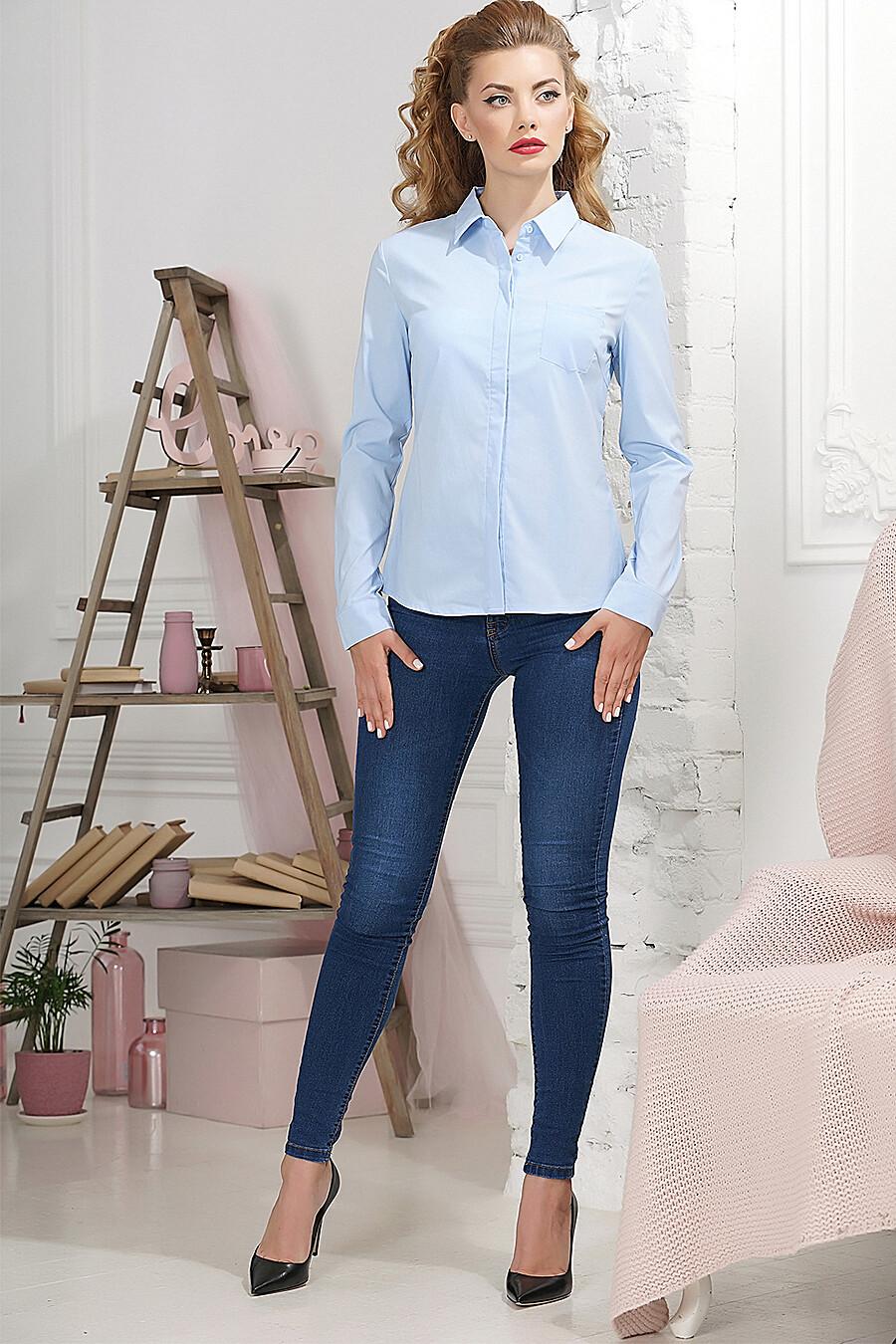 Рубашка MODALIME (117563), купить в Optmoyo.ru