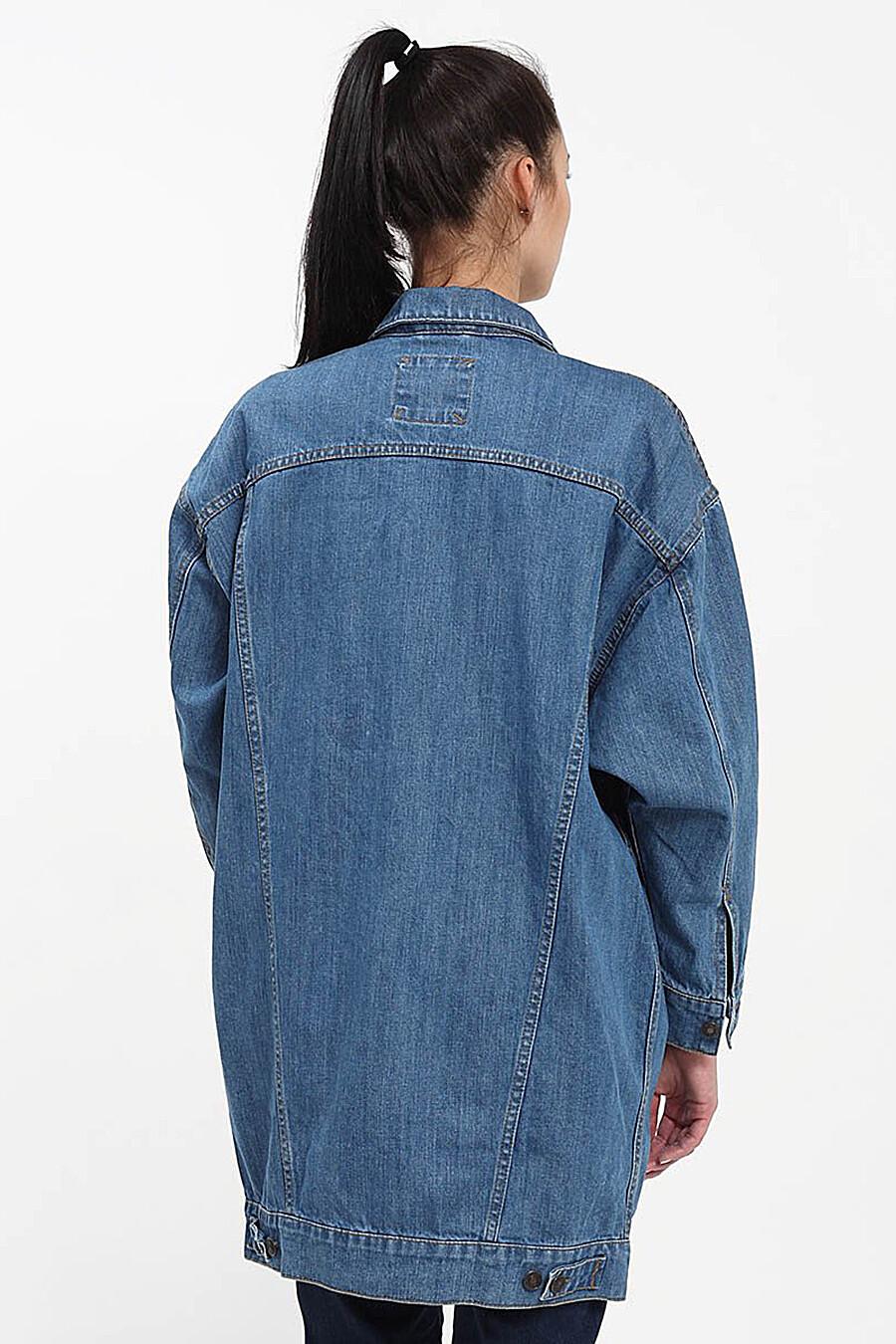 Куртка для женщин F5 120858 купить оптом от производителя. Совместная покупка женской одежды в OptMoyo