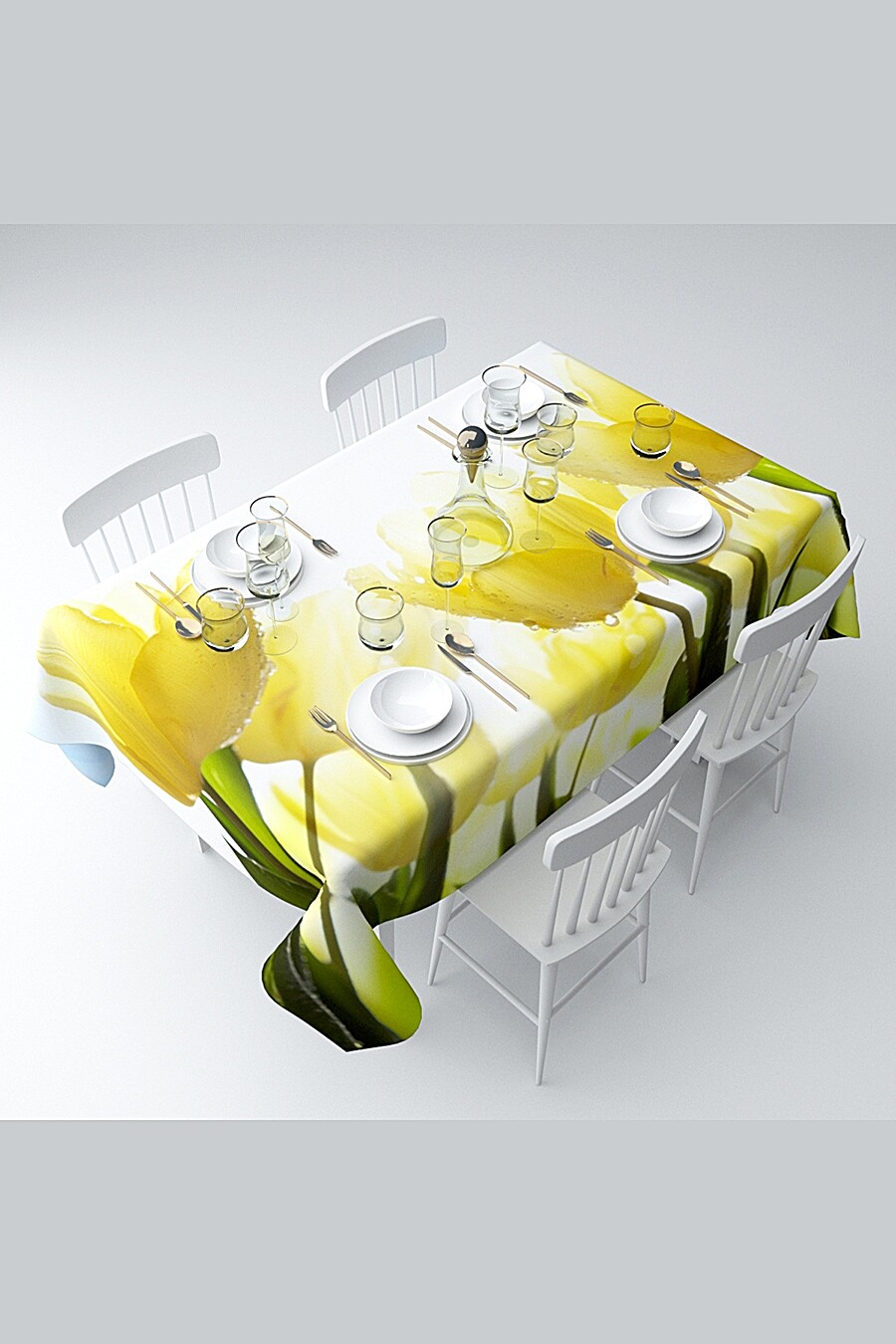 Скатерть с пропиткой для дома ART HOME TEXTILE 121045 купить оптом от производителя. Совместная покупка товаров для дома в OptMoyo