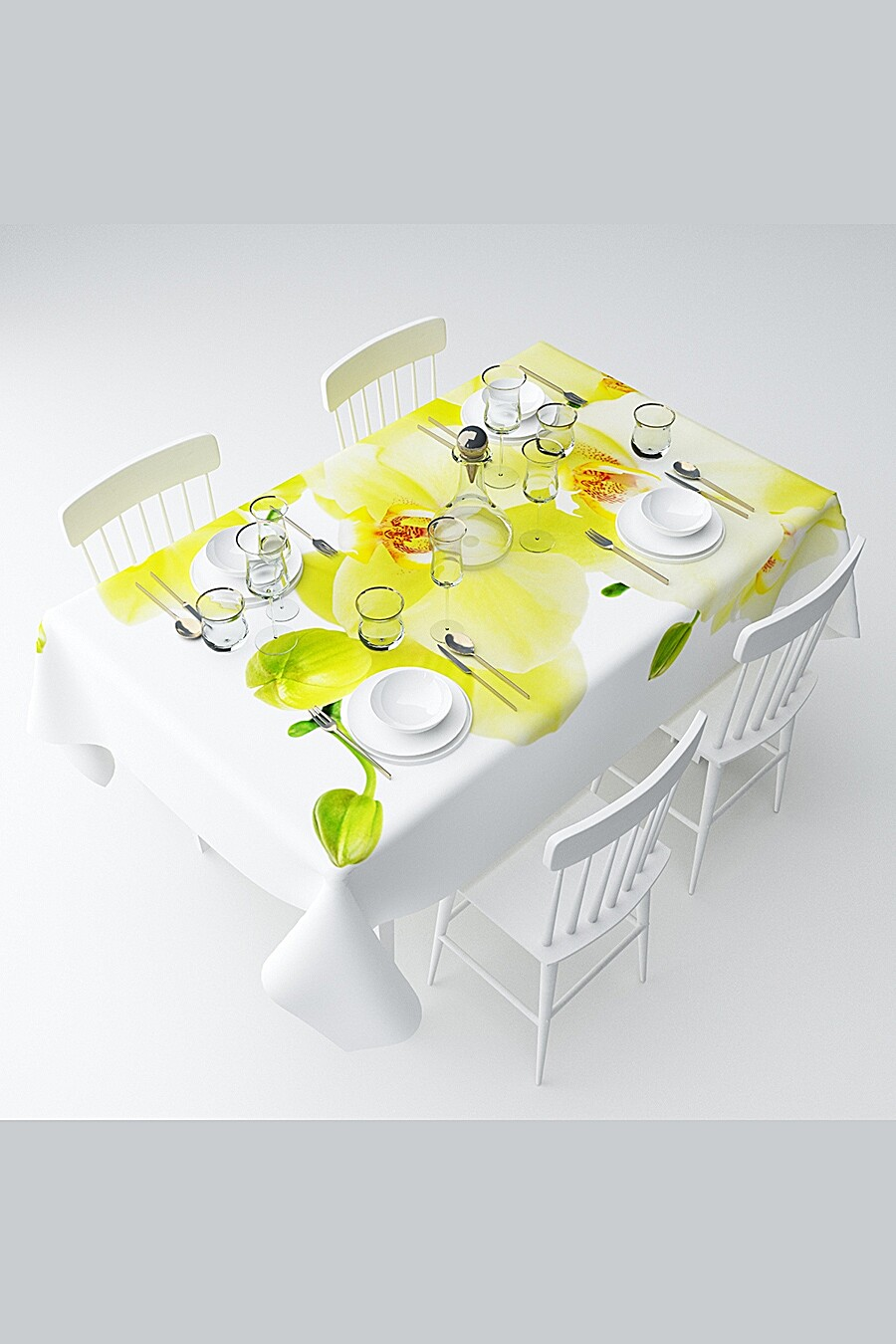 Скатерть с пропиткой для дома ART HOME TEXTILE 121101 купить оптом от производителя. Совместная покупка товаров для дома в OptMoyo