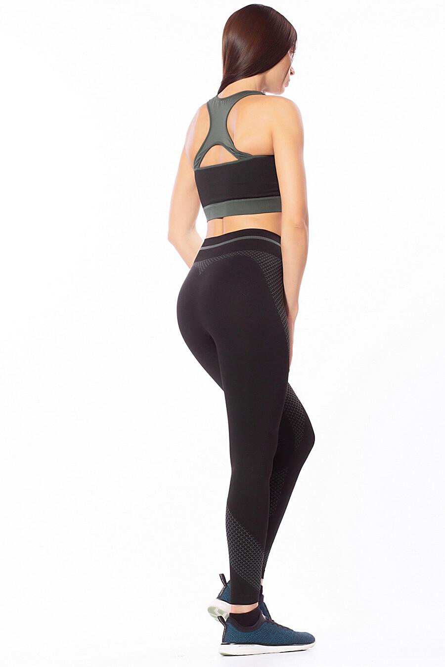 Легинсы для женщин GIULIA 121736 купить оптом от производителя. Совместная покупка женской одежды в OptMoyo