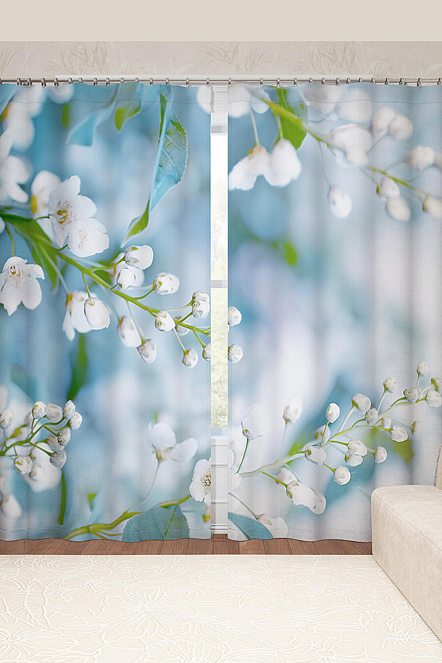 Фотошторы для дома ART HOME TEXTILE 123471 купить оптом от производителя. Совместная покупка товаров для дома в OptMoyo