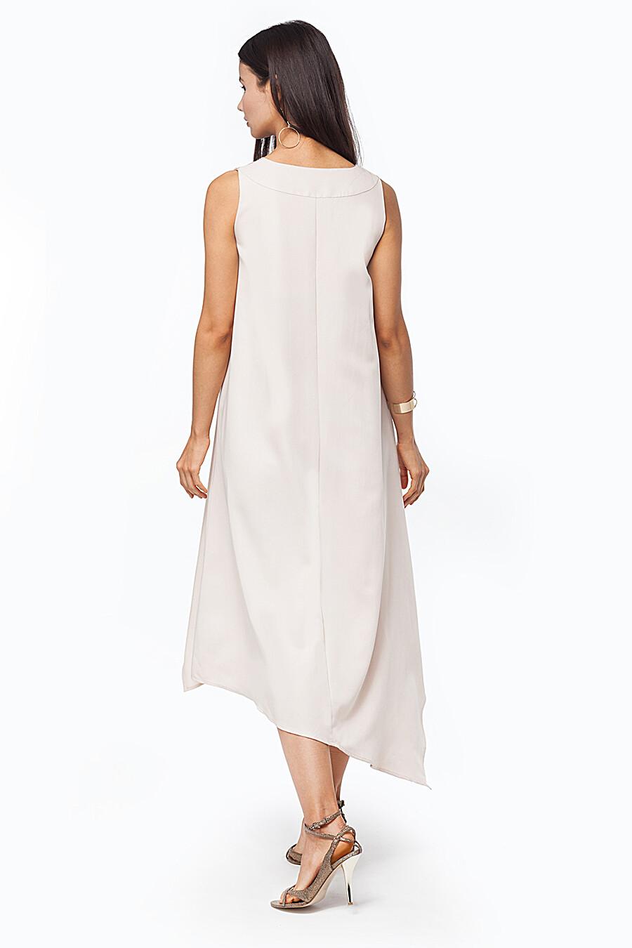 Платье для женщин VILATTE 124667 купить оптом от производителя. Совместная покупка женской одежды в OptMoyo