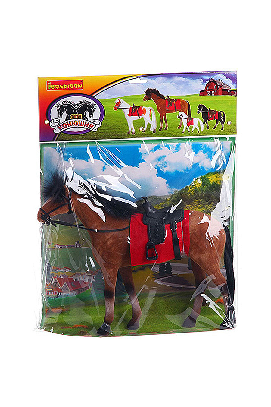 Пластиковая игрушка BONDIBON (126090), купить в Optmoyo.ru