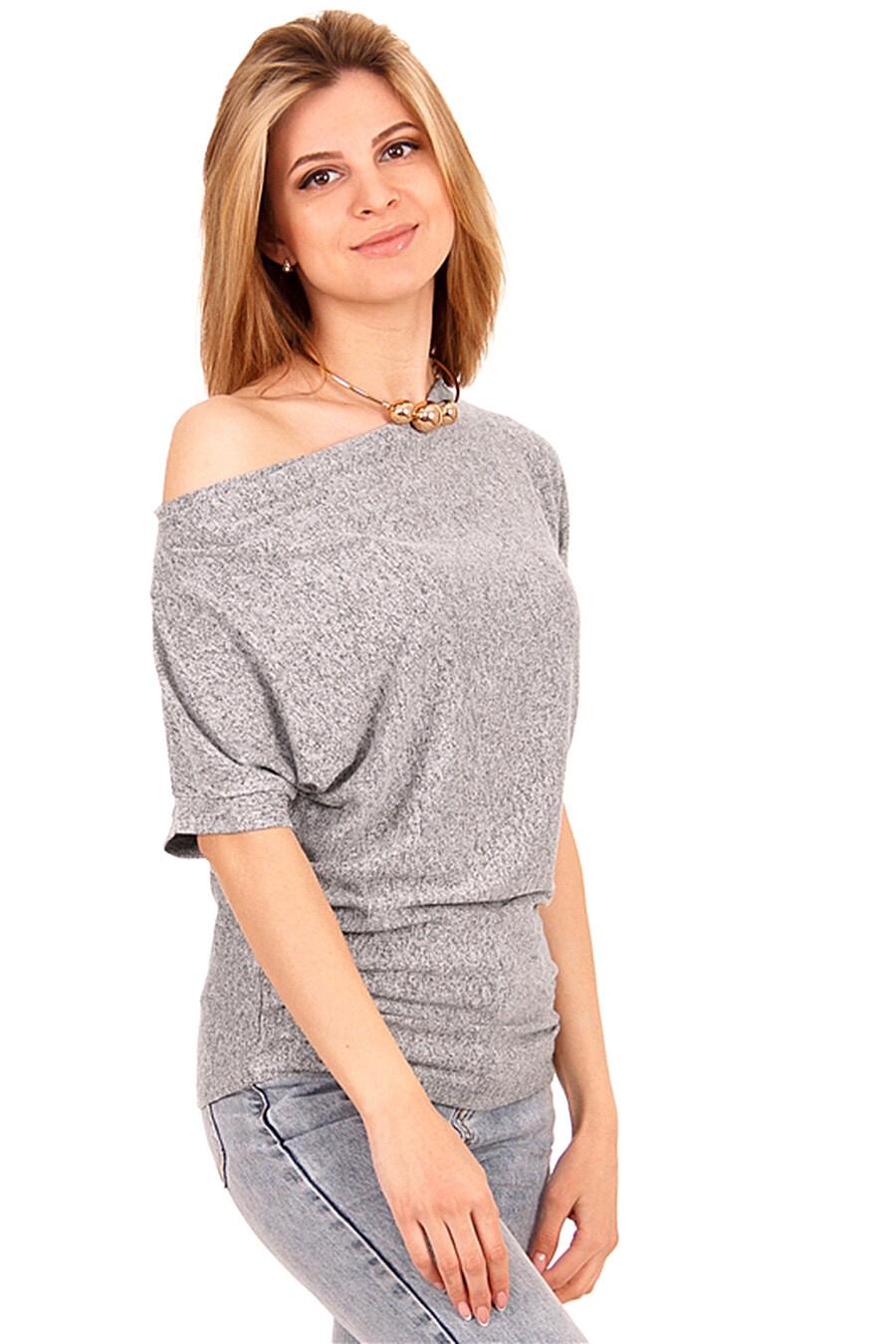 Джемпер для женщин Archi 130625 купить оптом от производителя. Совместная покупка женской одежды в OptMoyo