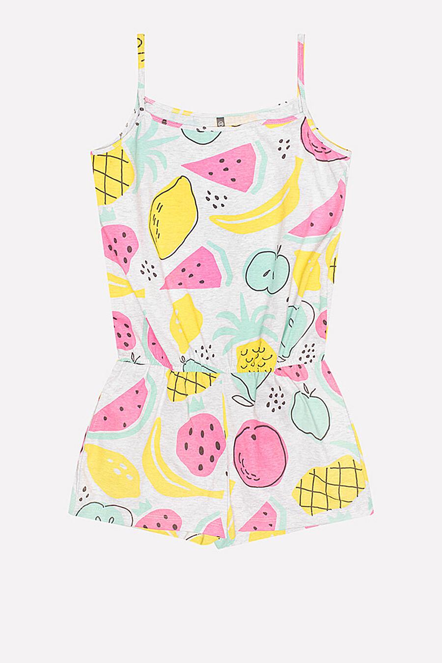 Комбинезон для девочек CUBBY 130857 купить оптом от производителя. Совместная покупка детской одежды в OptMoyo