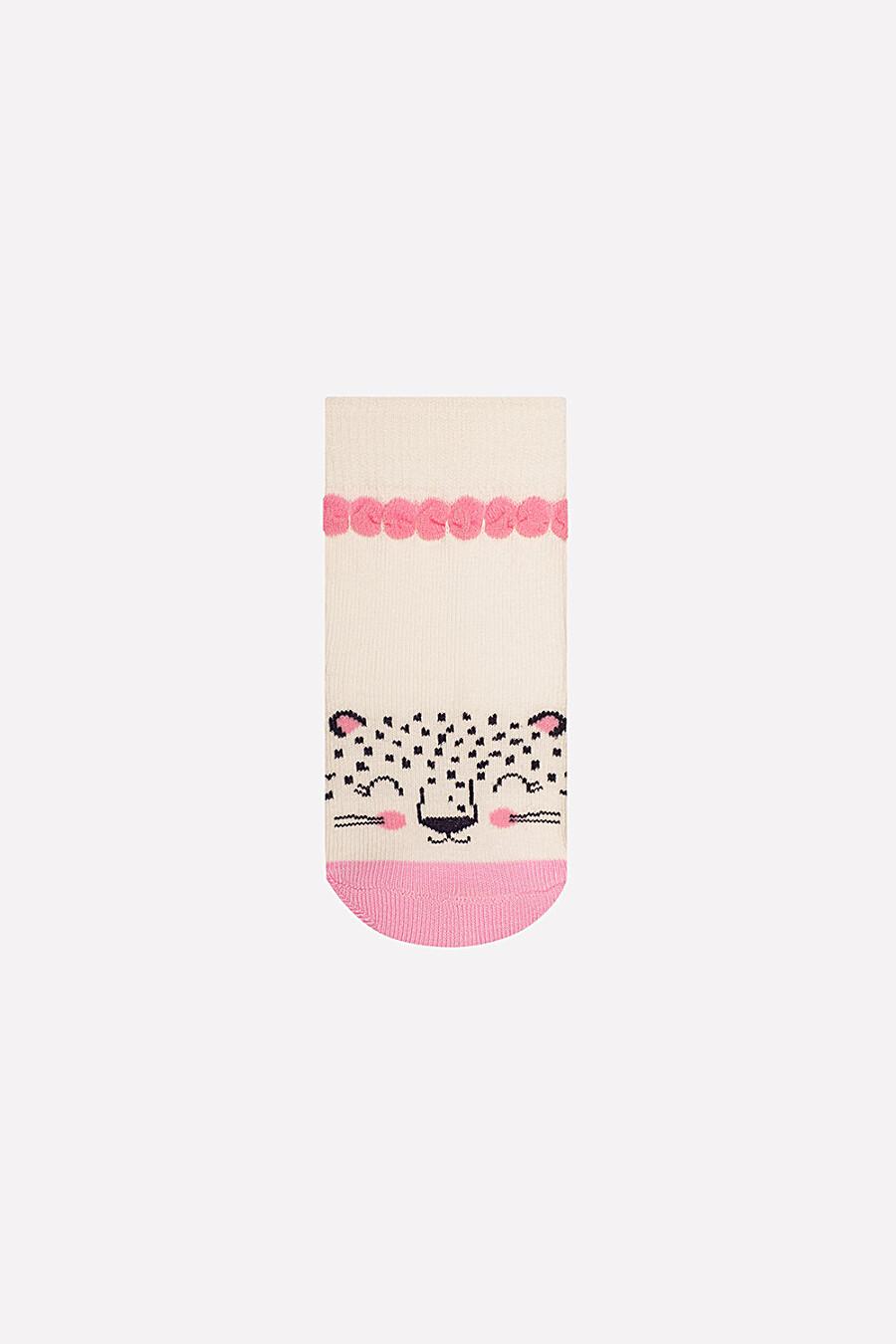 Носки для девочек CROCKID 130890 купить оптом от производителя. Совместная покупка детской одежды в OptMoyo