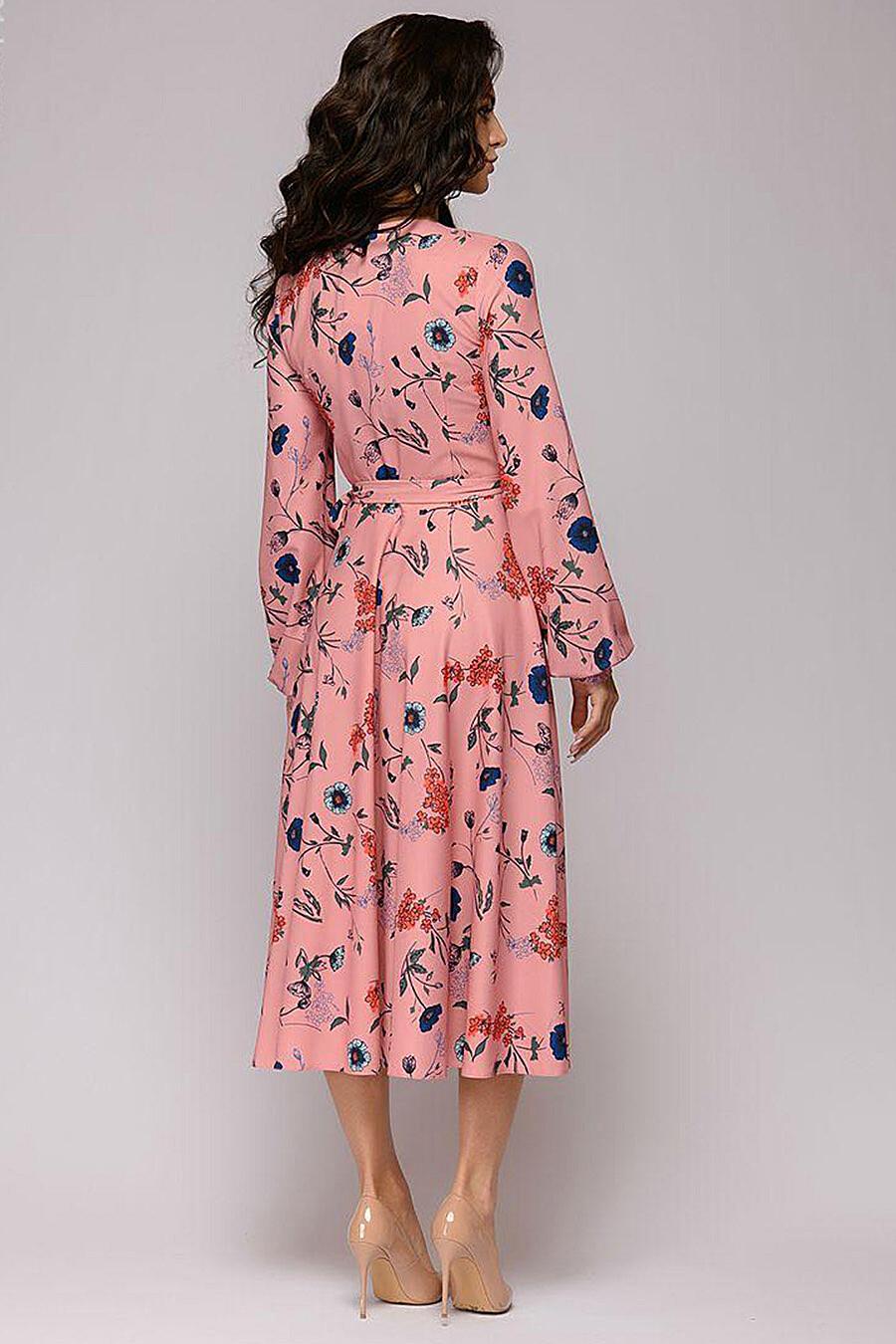Платье 1001 DRESS (131243), купить в Optmoyo.ru