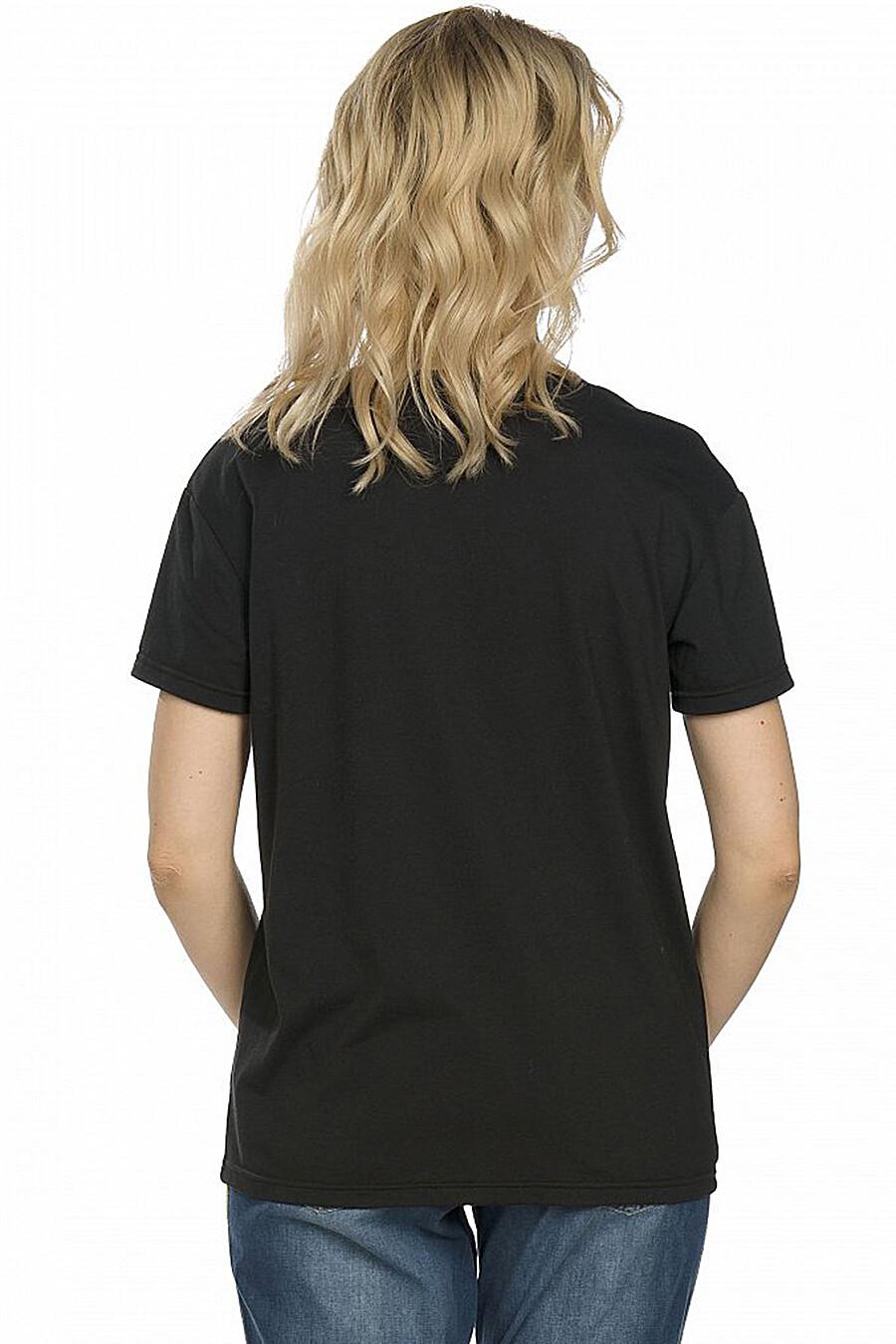 Футболка для женщин PELICAN 131341 купить оптом от производителя. Совместная покупка женской одежды в OptMoyo