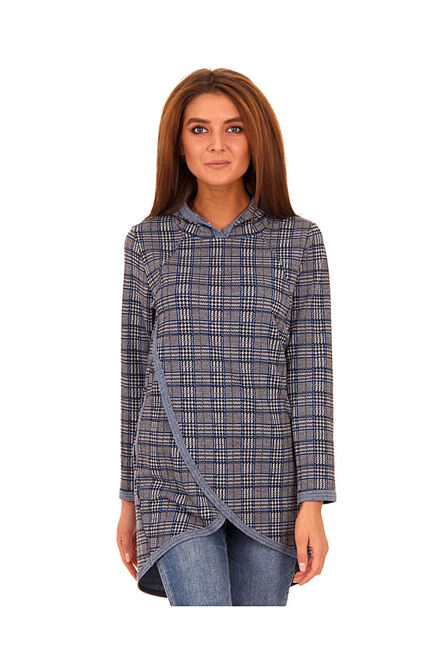 Джемпер для женщин Archi 131618 купить оптом от производителя. Совместная покупка женской одежды в OptMoyo