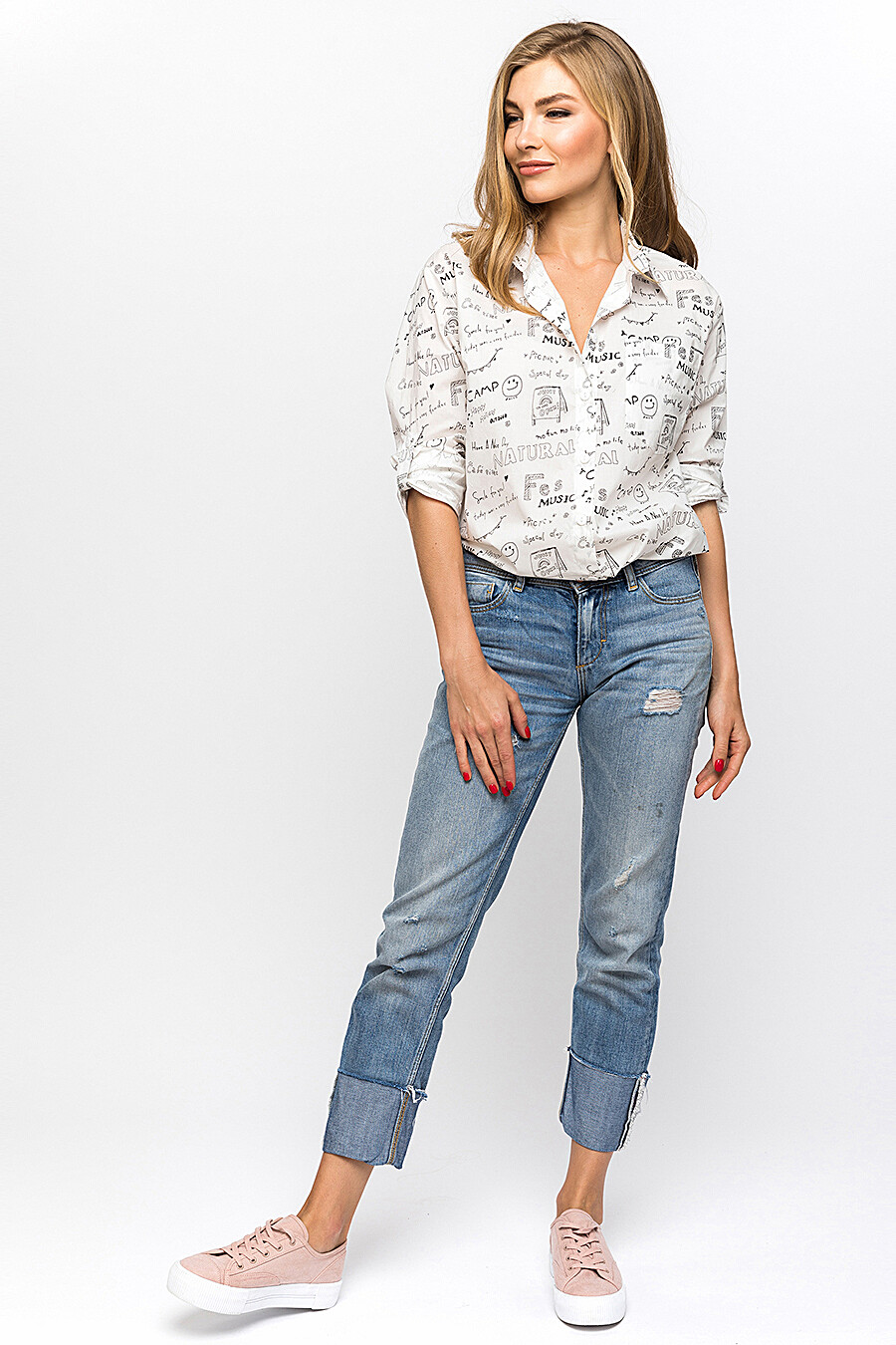 Рубашка Gloss (134857), купить в Moyo.moda