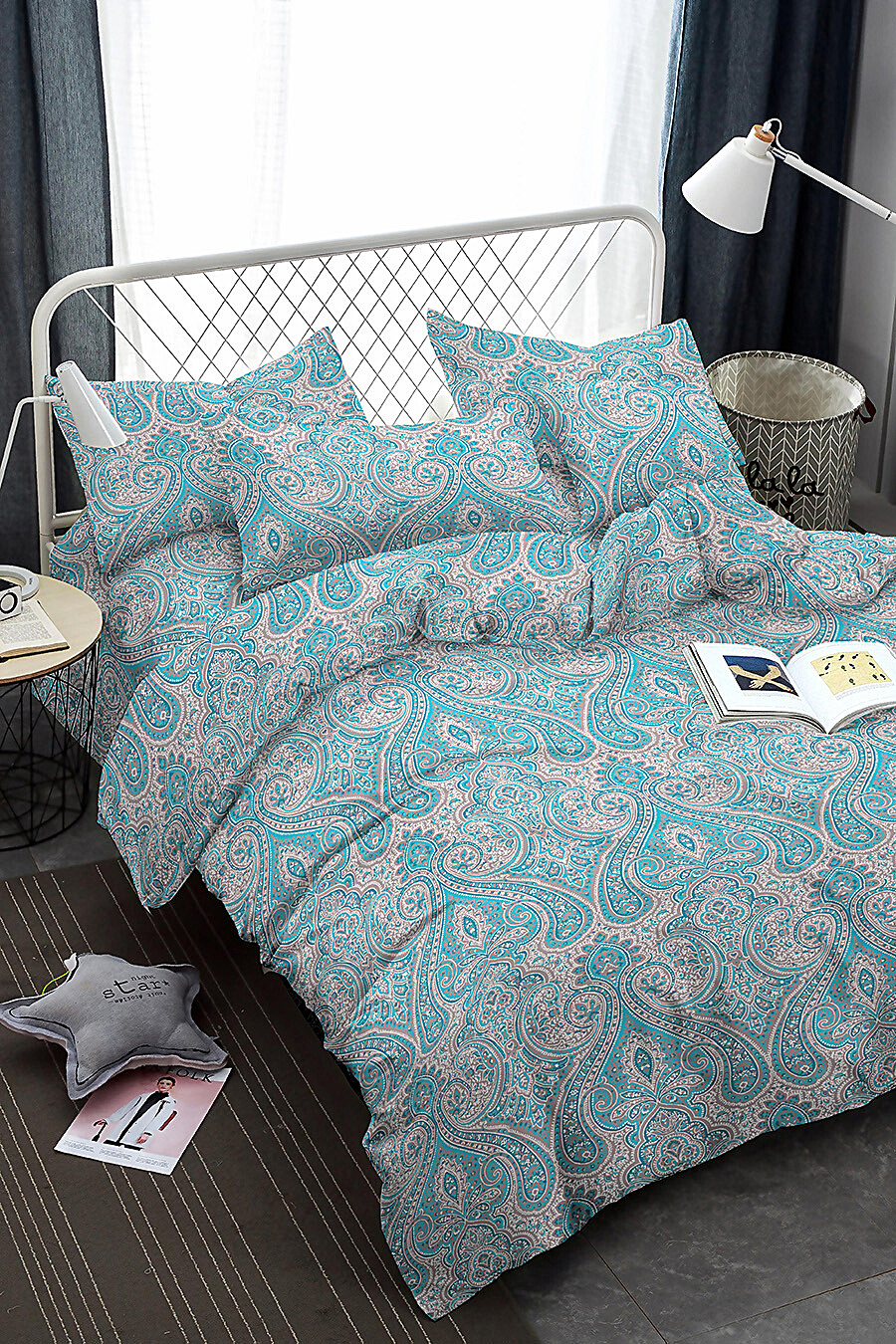 Комплект постельного белья AMORE MIO (135012), купить в Moyo.moda