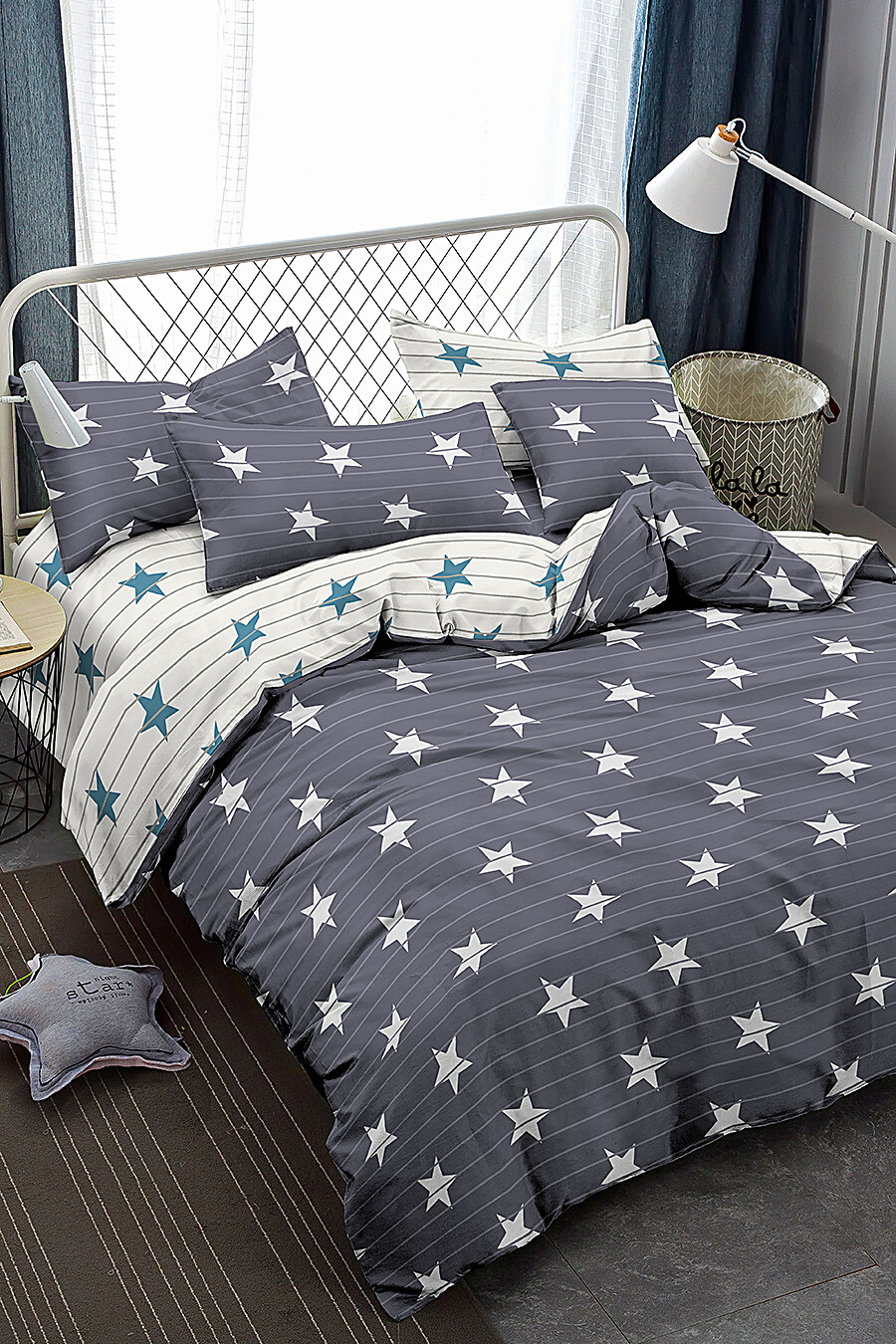 Комплект постельного белья AMORE MIO (135149), купить в Moyo.moda