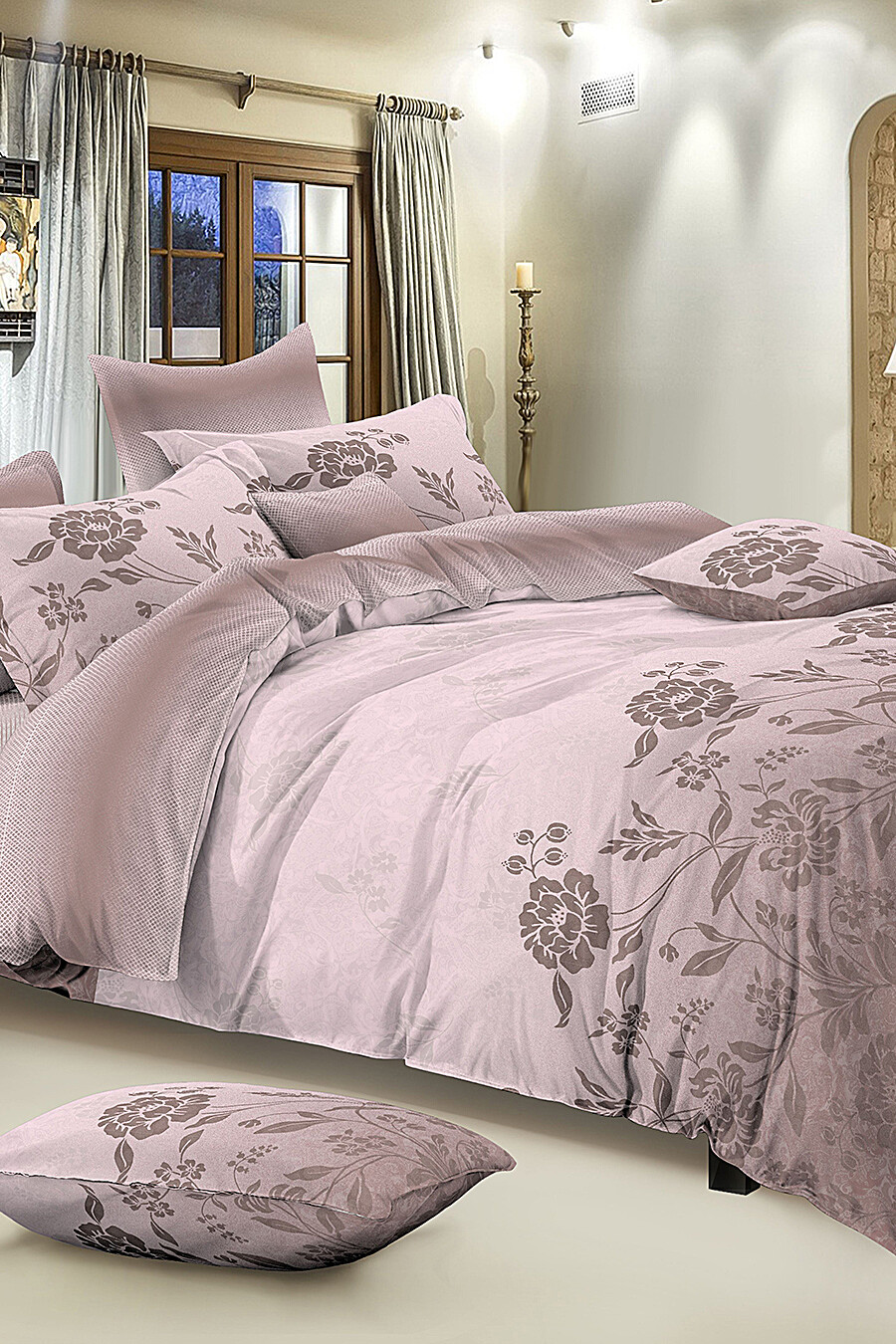 Комплект постельного белья AMORE MIO (135172), купить в Moyo.moda