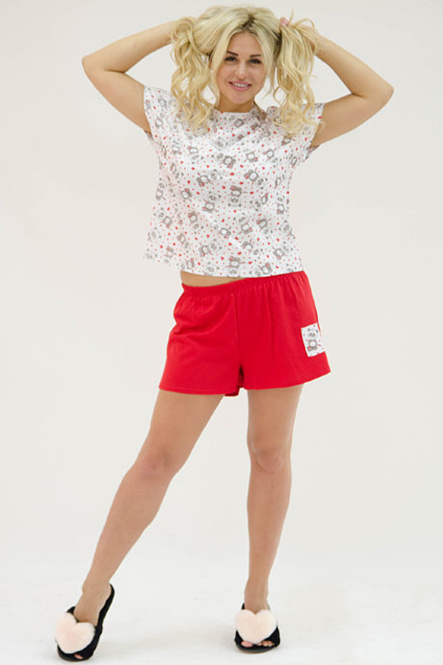 Пижама ALTEX (140056), купить в Optmoyo.ru