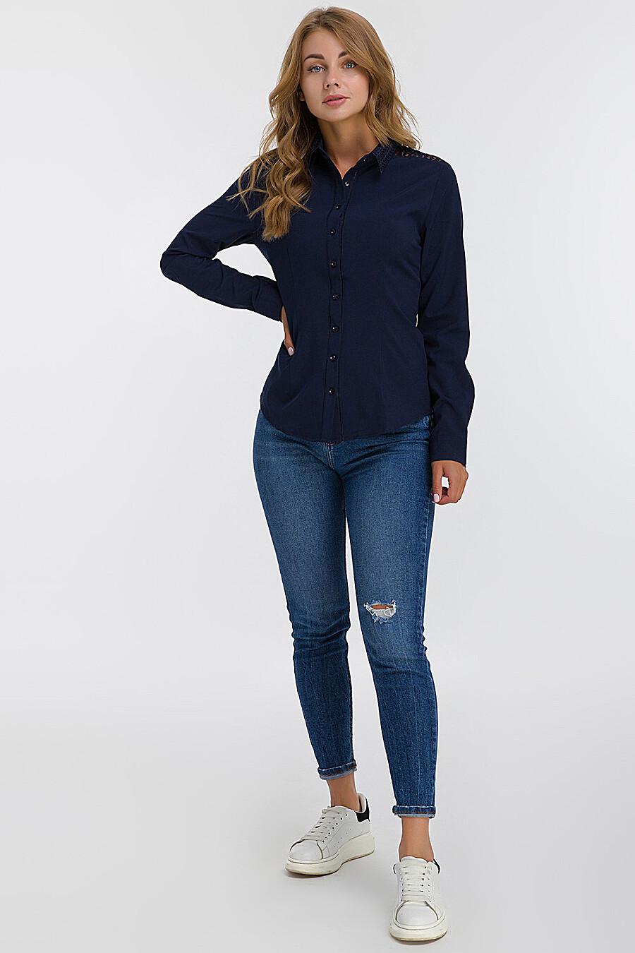 Блуза для женщин MODALIME 140814 купить оптом от производителя. Совместная покупка женской одежды в OptMoyo