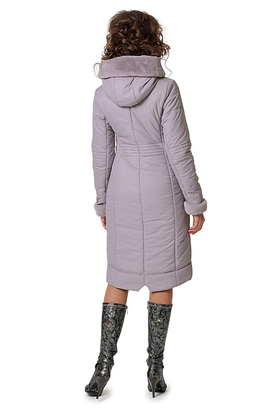 Пальто для женщин DIWAY 142540 купить оптом от производителя. Совместная покупка женской одежды в OptMoyo