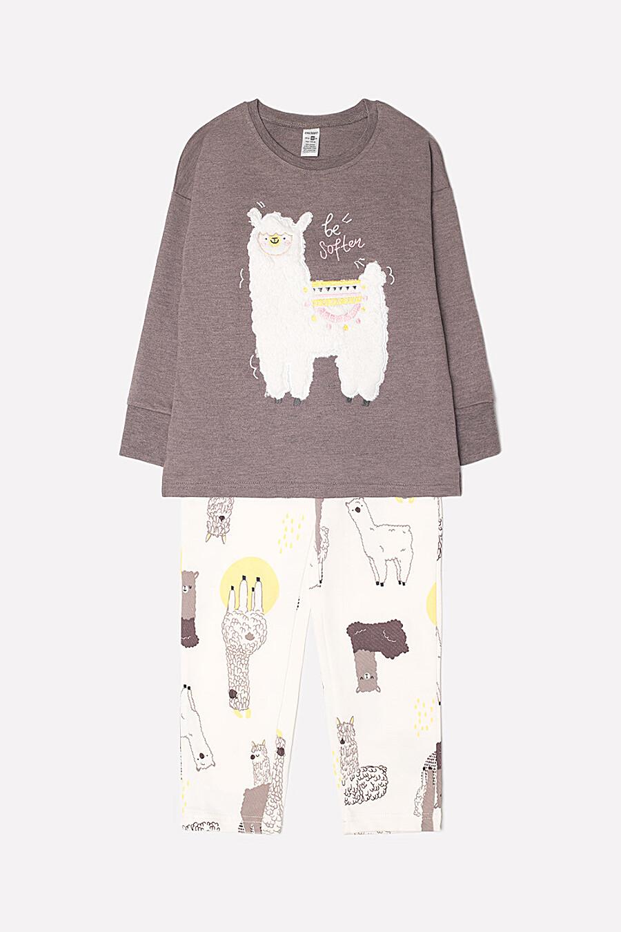 Пижама CROCKID (144321), купить в Optmoyo.ru