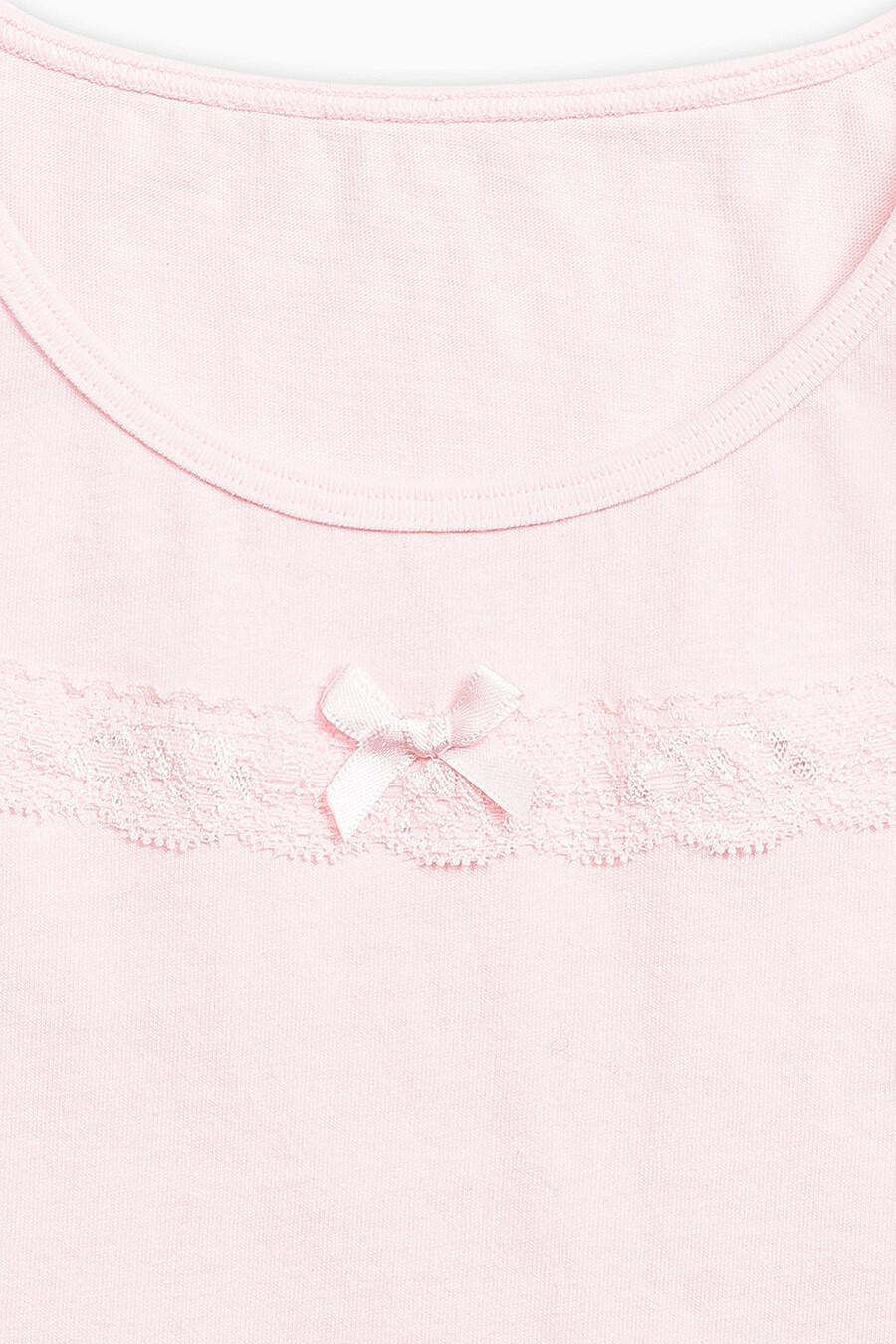 Майка для девочек PELICAN 146034 купить оптом от производителя. Совместная покупка детской одежды в OptMoyo