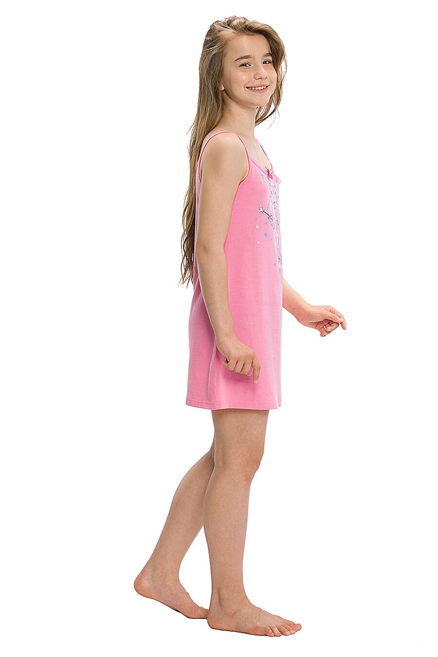 Сорочка для девочек PELICAN 146049 купить оптом от производителя. Совместная покупка детской одежды в OptMoyo