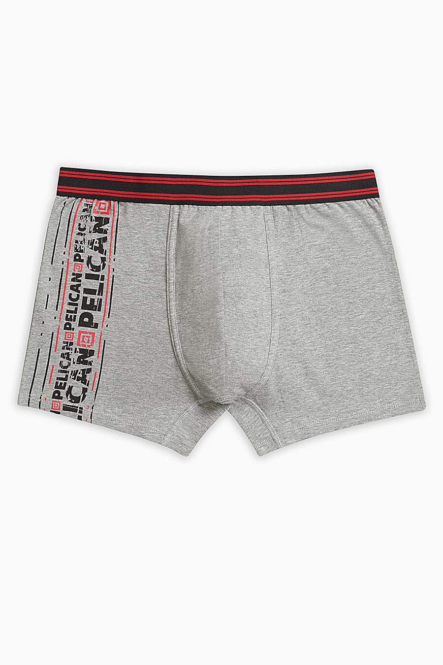 Трусы для мужчин PELICAN 146573 купить оптом от производителя. Совместная покупка мужской одежды в OptMoyo