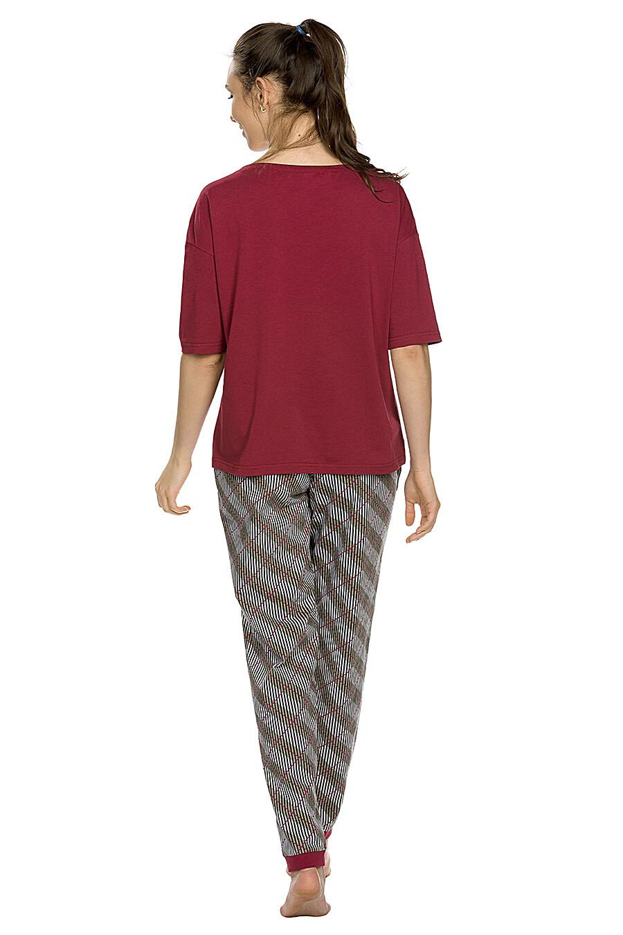 Копмлект (Брюки+Джемпер) для женщин PELICAN 146656 купить оптом от производителя. Совместная покупка женской одежды в OptMoyo