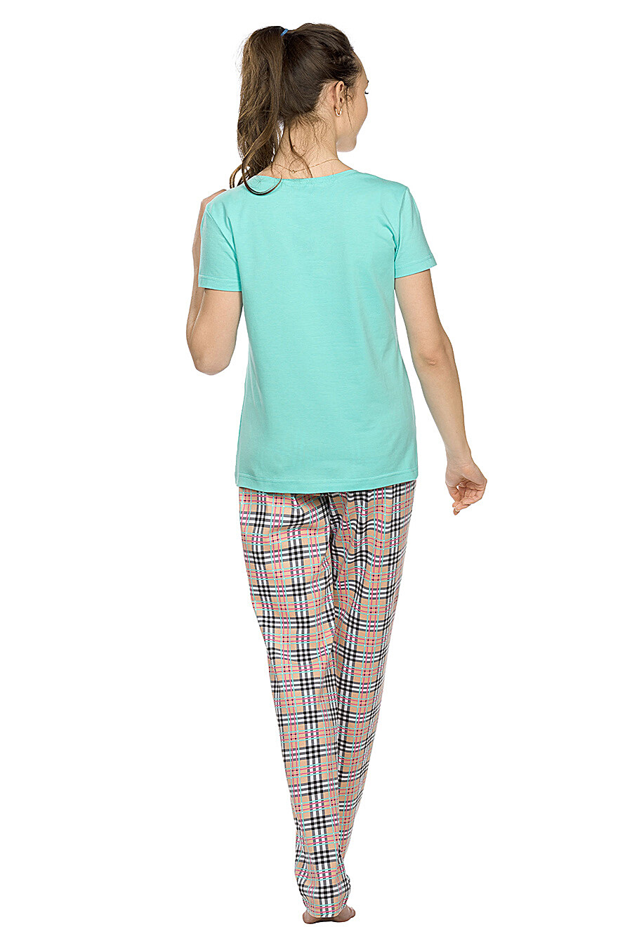 Комплект (Брюки+Футболка) для женщин PELICAN 146700 купить оптом от производителя. Совместная покупка женской одежды в OptMoyo