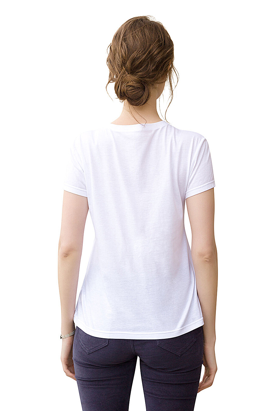 Футболка для женщин PELICAN 146728 купить оптом от производителя. Совместная покупка женской одежды в OptMoyo