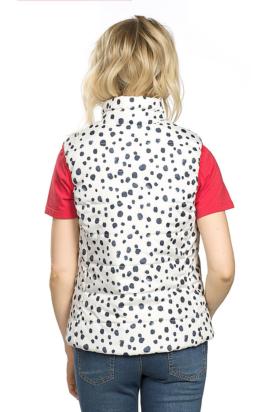 Жилет для женщин PELICAN 146773 купить оптом от производителя. Совместная покупка женской одежды в OptMoyo