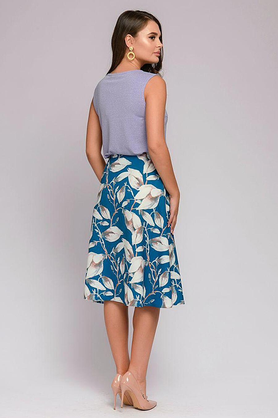 Юбка для женщин 1001 DRESS 147650 купить оптом от производителя. Совместная покупка женской одежды в OptMoyo