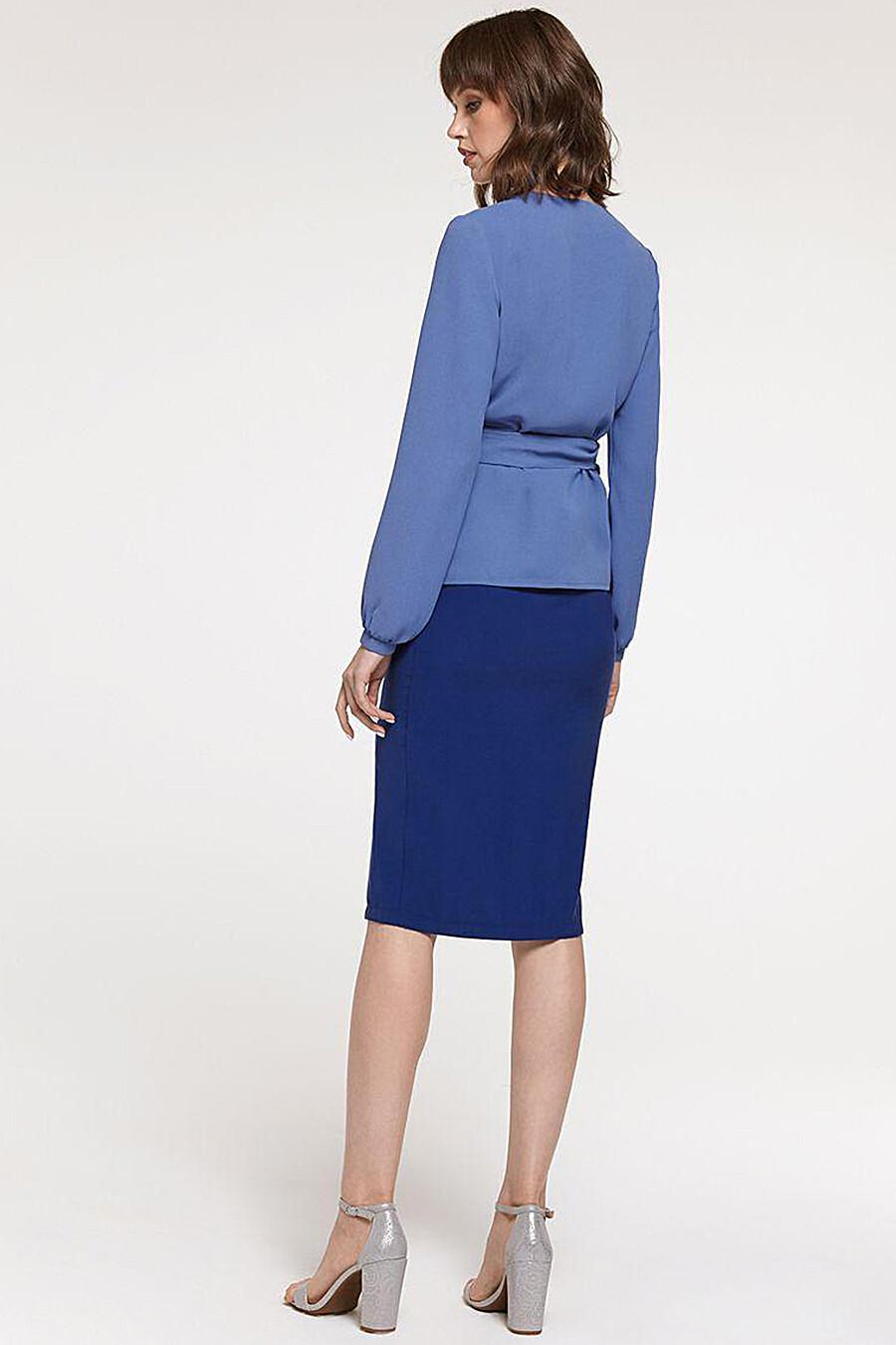 Блуза для женщин 1001 DRESS 147658 купить оптом от производителя. Совместная покупка женской одежды в OptMoyo