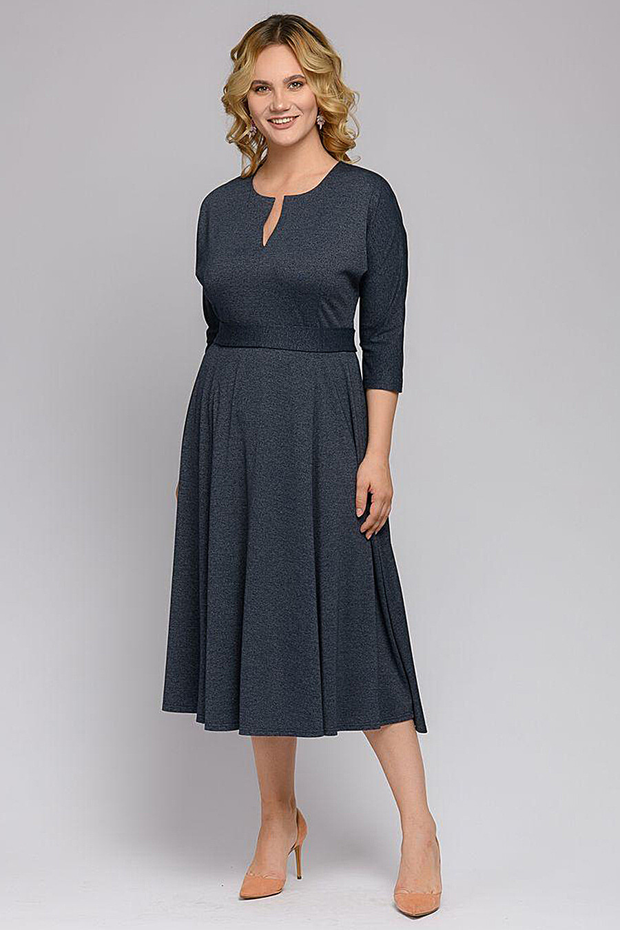 Платье для женщин 1001 DRESS 147661 купить оптом от производителя. Совместная покупка женской одежды в OptMoyo