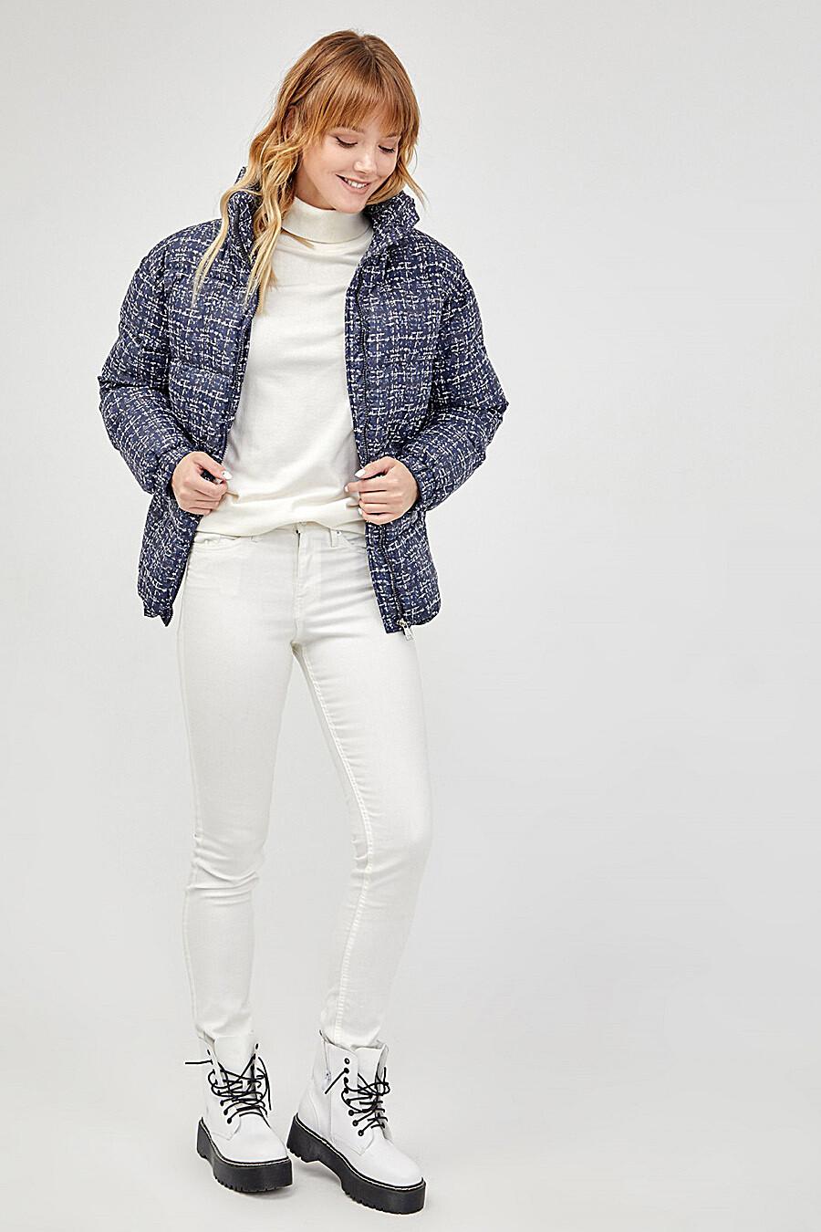 Куртка для женщин TOM FARR 148404 купить оптом от производителя. Совместная покупка женской одежды в OptMoyo
