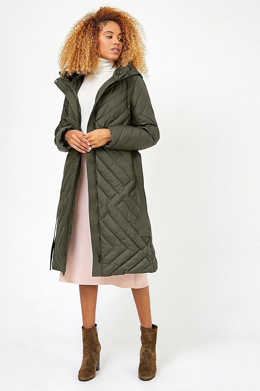 Пальто для женщин TOM FARR 148587 купить оптом от производителя. Совместная покупка женской одежды в OptMoyo