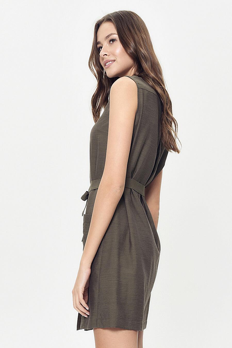 Платье для женщин CONTE ELEGANT 148646 купить оптом от производителя. Совместная покупка женской одежды в OptMoyo