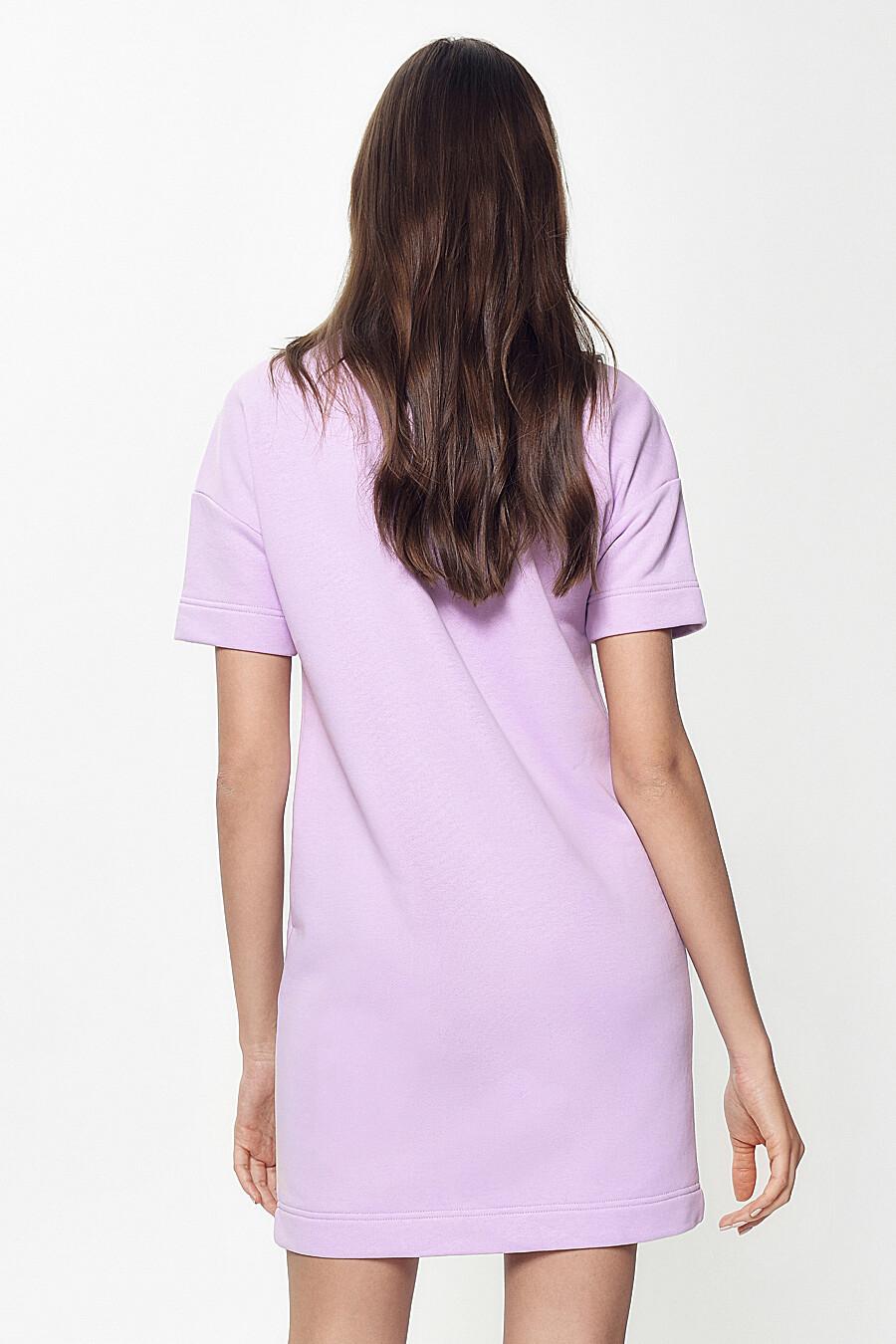 Платье для женщин CONTE ELEGANT 148705 купить оптом от производителя. Совместная покупка женской одежды в OptMoyo