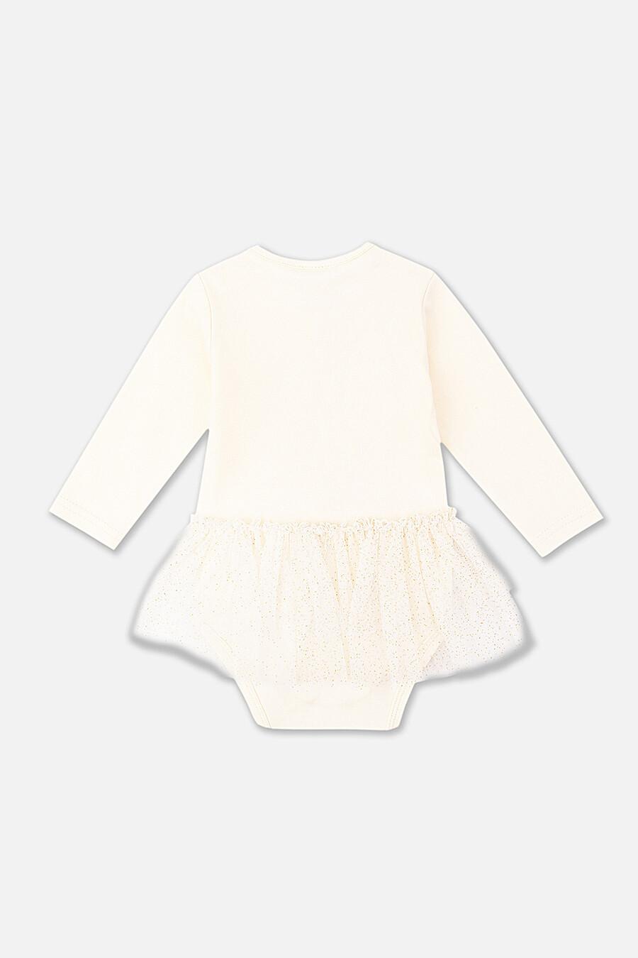 Боди для девочек PLAYTODAY 151822 купить оптом от производителя. Совместная покупка детской одежды в OptMoyo