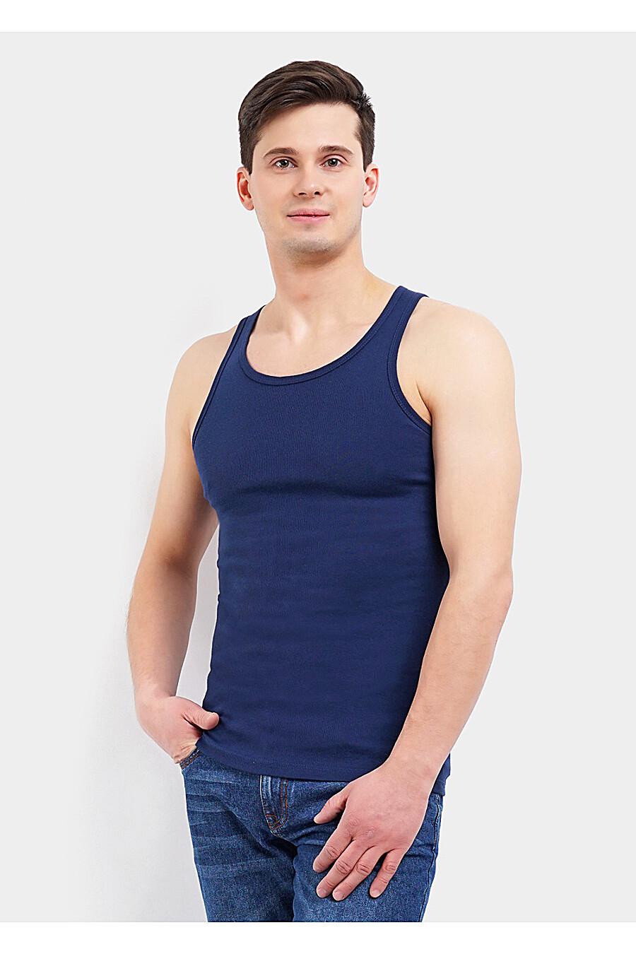 Майка для мужчин CLEVER 151957 купить оптом от производителя. Совместная покупка мужской одежды в OptMoyo