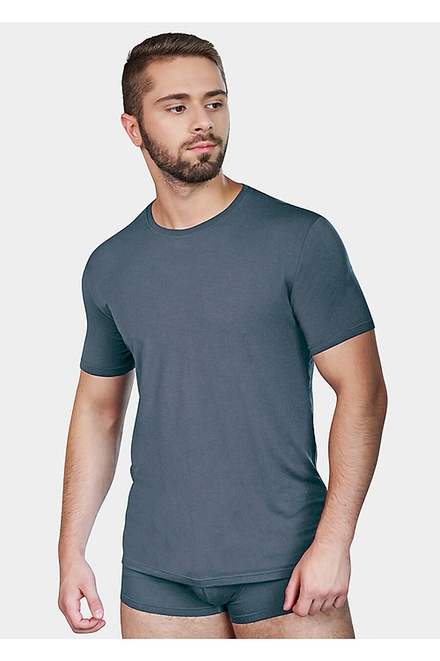 Футболка для мужчин CLEVER 151974 купить оптом от производителя. Совместная покупка мужской одежды в OptMoyo