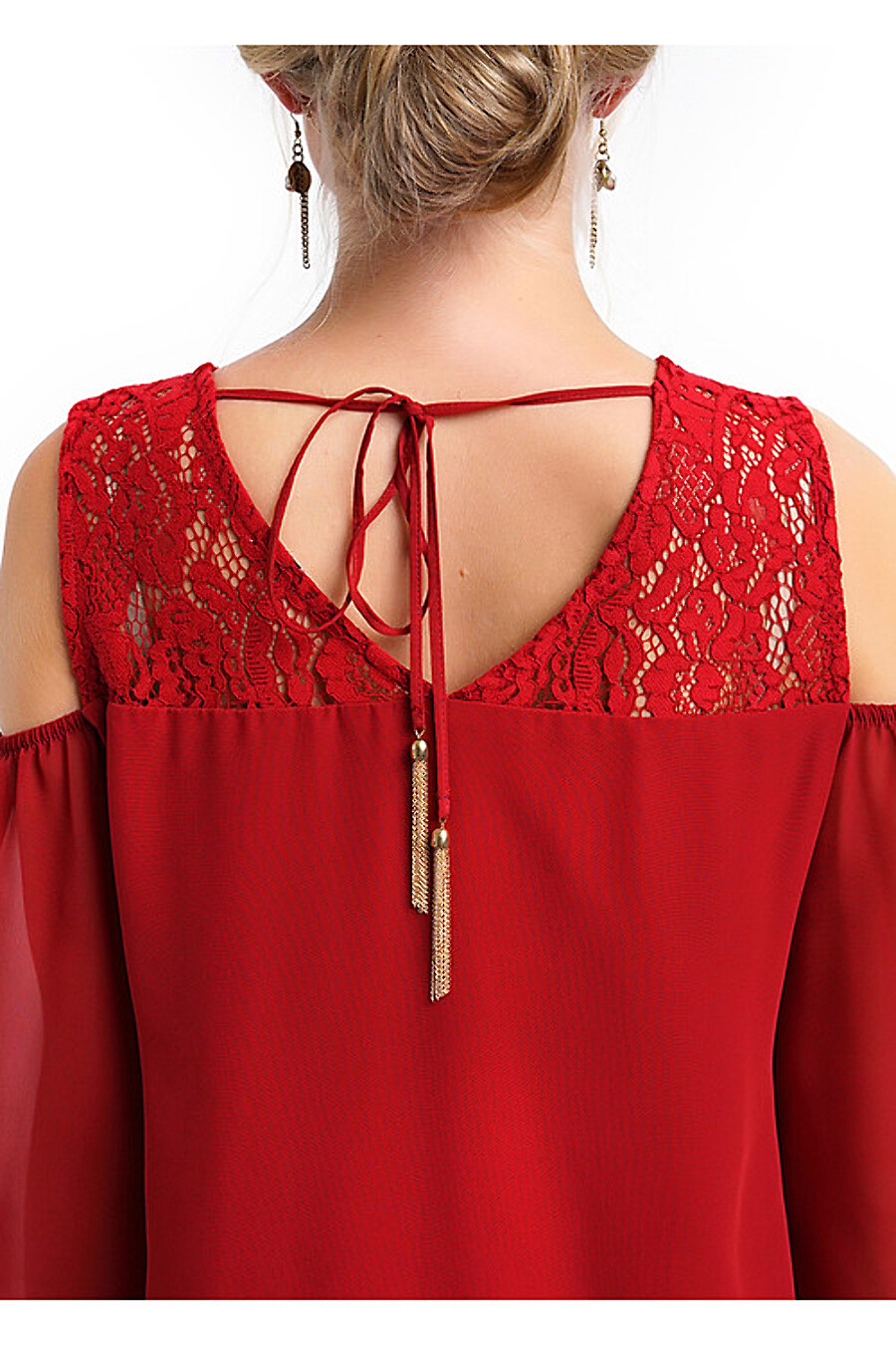 Платье для женщин CLEVER 155170 купить оптом от производителя. Совместная покупка женской одежды в OptMoyo