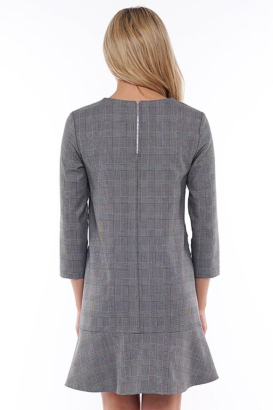 Платье для женщин CLEVER 155180 купить оптом от производителя. Совместная покупка женской одежды в OptMoyo