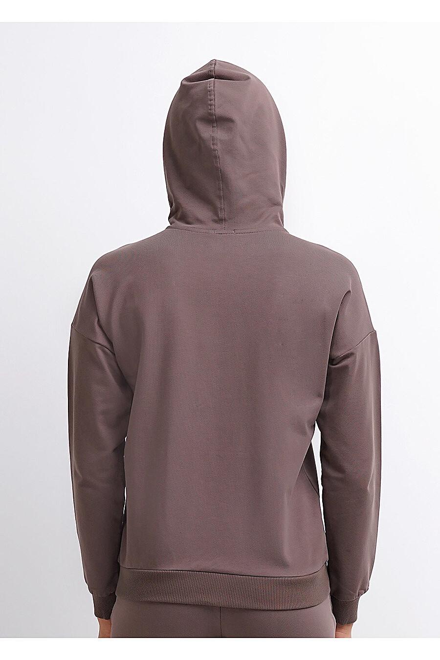 Толстовка для женщин CLEVER 155190 купить оптом от производителя. Совместная покупка женской одежды в OptMoyo