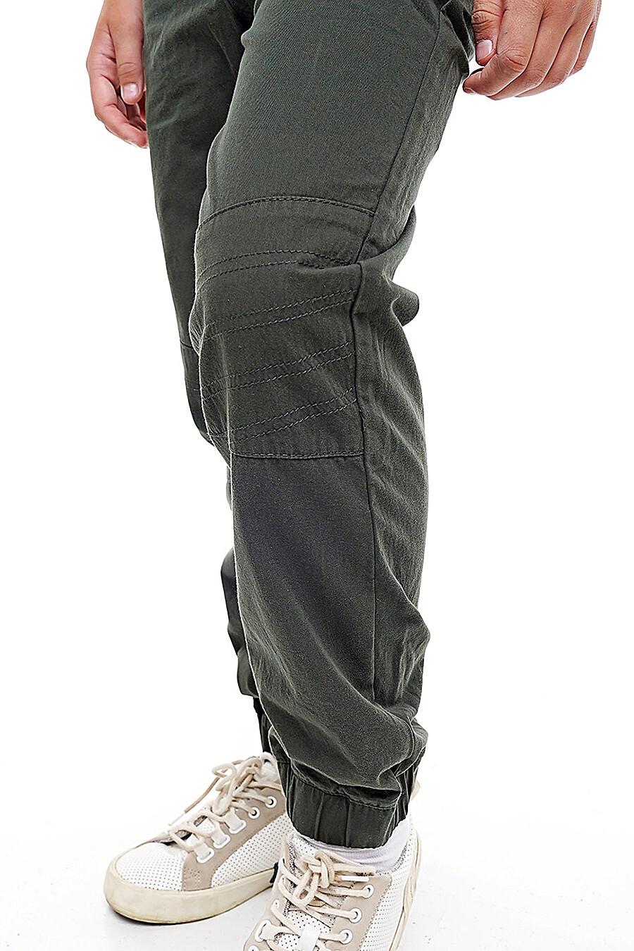 Брюки для мальчиков CLEVER 155237 купить оптом от производителя. Совместная покупка детской одежды в OptMoyo