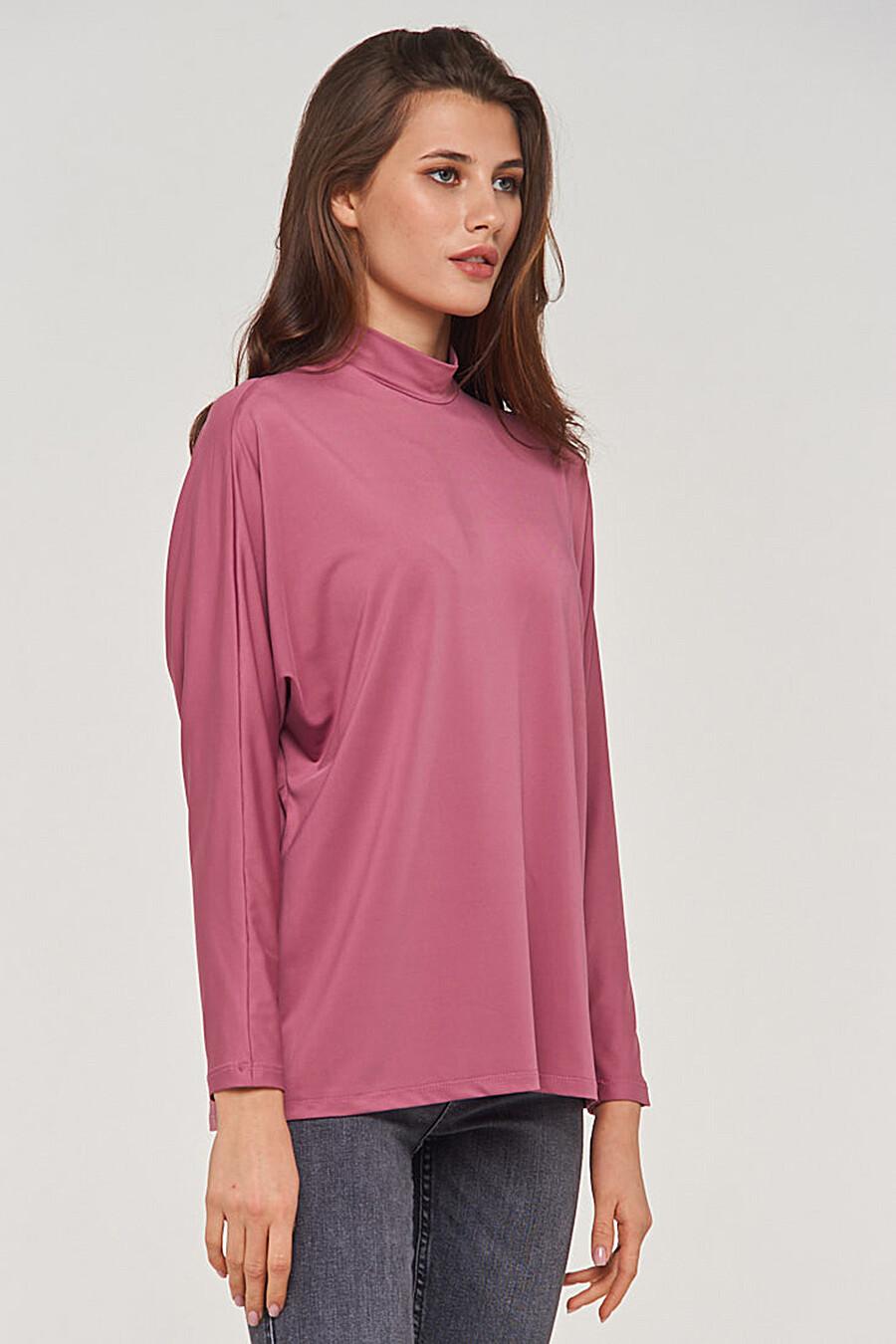 Водолазка для женщин VAY 155243 купить оптом от производителя. Совместная покупка женской одежды в OptMoyo