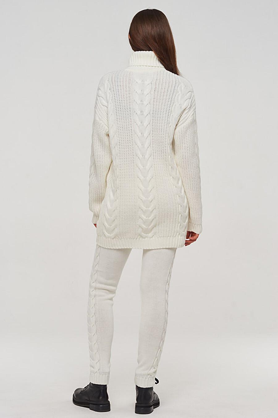 Свитер для женщин VAY 155272 купить оптом от производителя. Совместная покупка женской одежды в OptMoyo