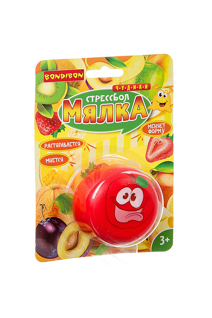 Стрессбол для детей BONDIBON 156837 купить оптом от производителя. Совместная покупка игрушек в OptMoyo