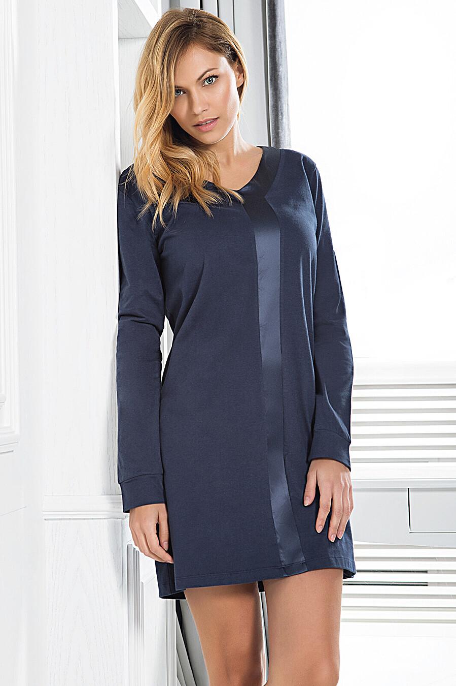Ночная сорочка для женщин JADEA 157020 купить оптом от производителя. Совместная покупка женской одежды в OptMoyo