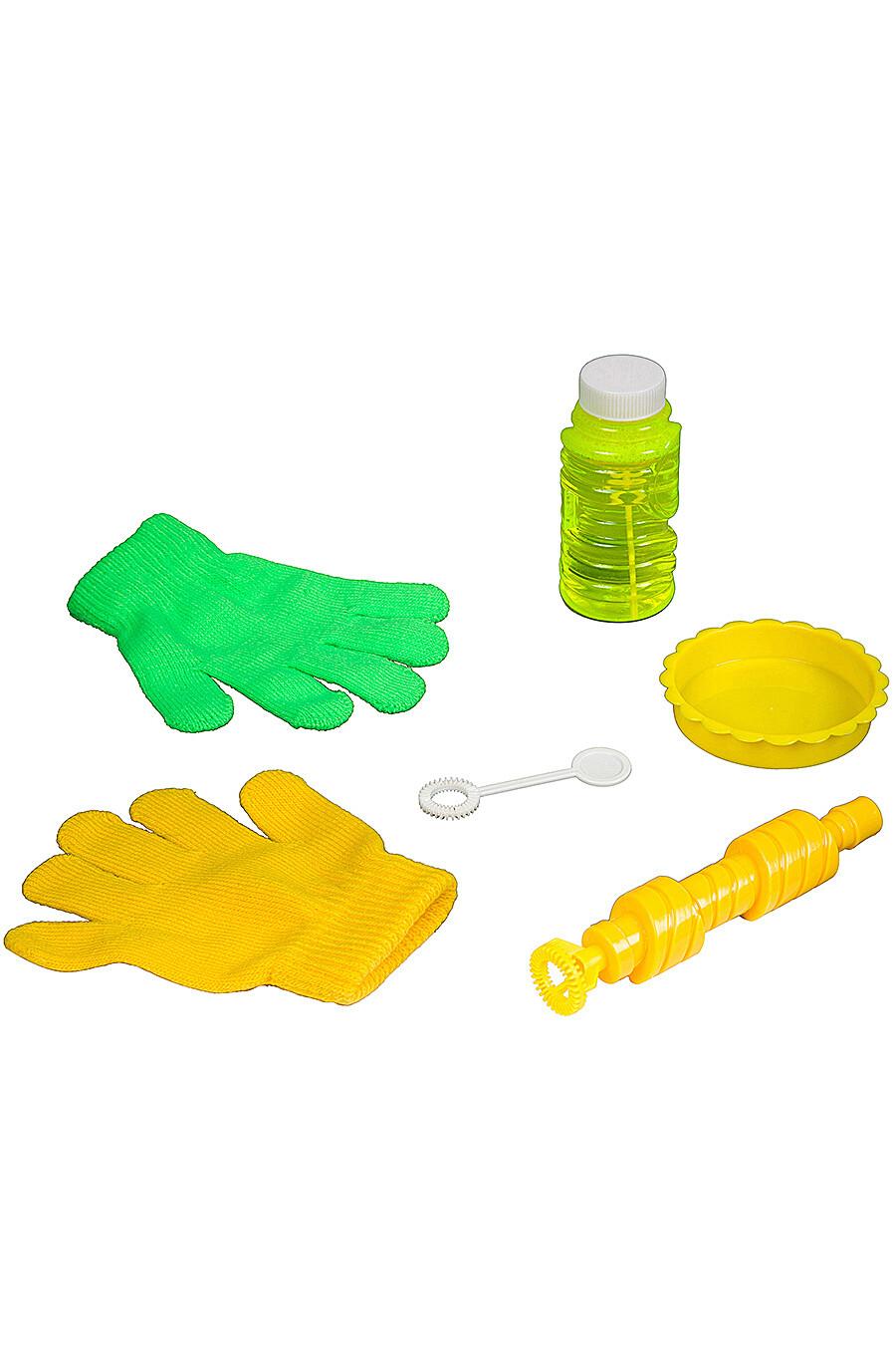 Мыльные пузыри для детей BONDIBON 157267 купить оптом от производителя. Совместная покупка игрушек в OptMoyo