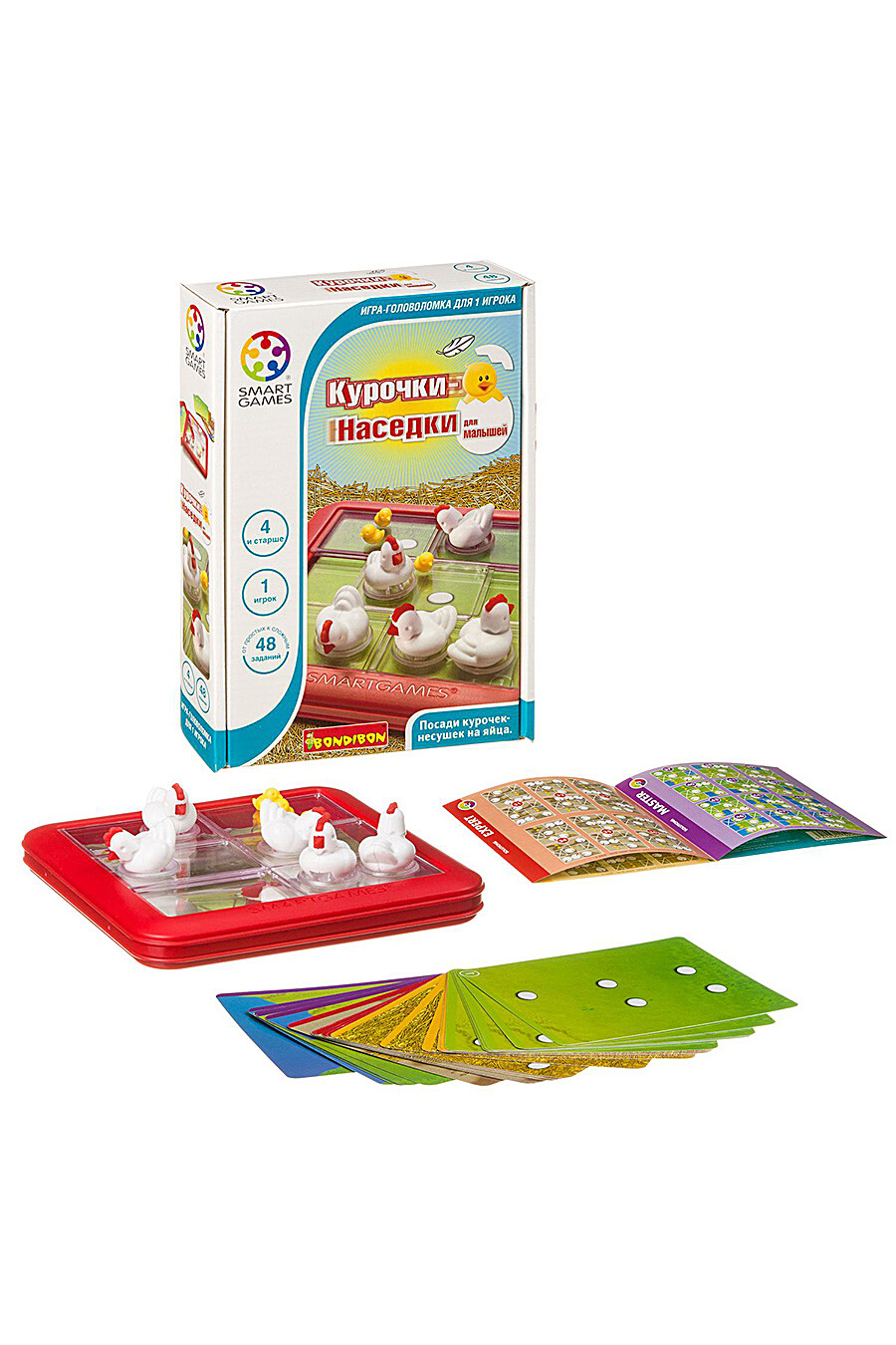 Логическая игра BONDIBON (157463), купить в Moyo.moda