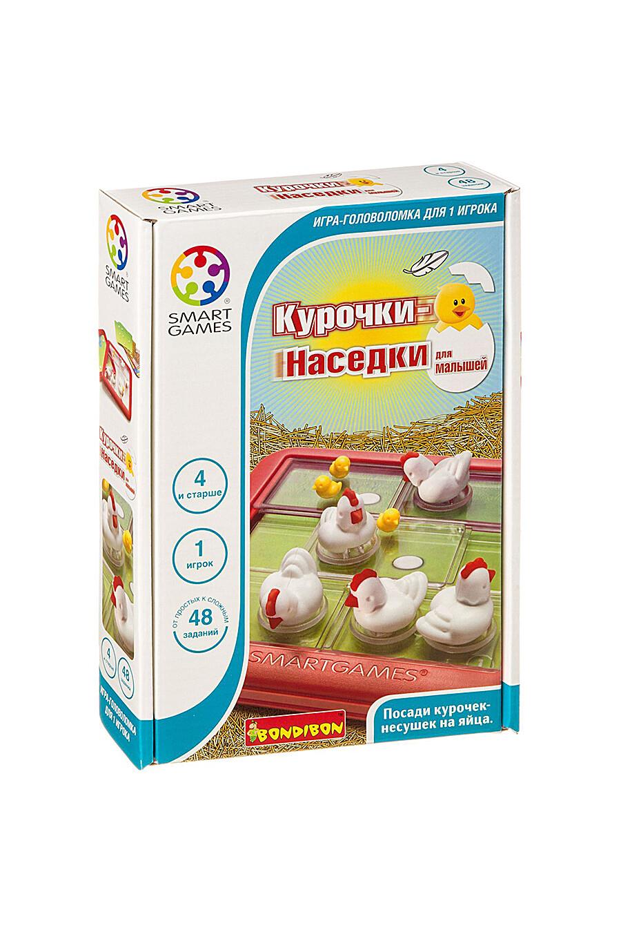 Логическая игра для детей BONDIBON 157463 купить оптом от производителя. Совместная покупка игрушек в OptMoyo